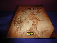 ESTEBAN MAROTO WONDERS 2002 NORMA EDITORIAL ESPAÑA USED BOOK LARGE GOOD STATE