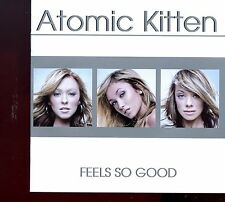 ATOMIC KITTEN * feels so good * CD ALBUM
