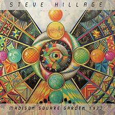 Steve Hillage - Madison Square Garden 1977 (NEW CD)