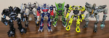 Transformers Revenge of the Fallen Robot Replicas Lot of SIX! 100% Complete!!!
