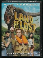 LAND OF THE LOST (2009) [New DVD] Will Ferrell FUNNY!