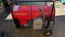 Chromalox Sdra-30-43 SuperDragon Portable Blower Heater 30.0Kw 480v
