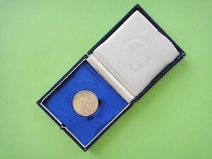 1966 South Africa 1 Rand  Silver Coin Housed In Original Case