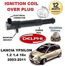 Pour LANCIA YPSILON 1.2 1.4 2003-2011 nouveau original bobine d'allumage sur plug