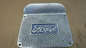 Model T Ford Single Step Plate MT-6108