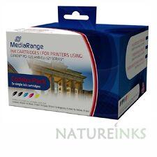 5 Mediarange ink cartridges replacement Canon PGI520 CLI521 BK C M Y MRCP520C521