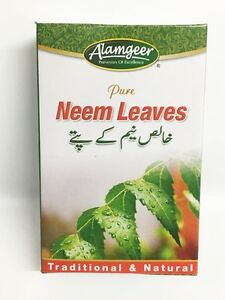 Pure Neem Leaves 25g