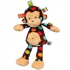 Mary Meyer 30 cm Taggies Dazzle Dots Monkey Plush Toy