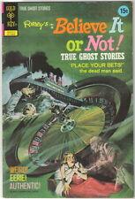 Ripley's Believe It or Not! Comic Book #36 Gold Key 1972 FINE+