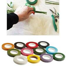 New Home Green Floral Stem Tape Corsage Buttonhole Artificial Flower Stamen Wrap