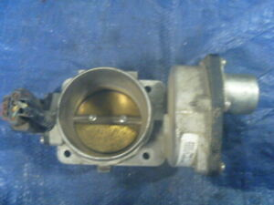10-19 Ford Taurus Explorer Flex Lincoln MKS MKT Throttle Body w/ Turbo OEM 3.5L