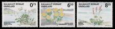 Grönland 2005 - Mi-Nr. 454-456 ** - MNH - Pflanzen / Plants