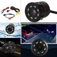 170°Mini-Rückfahrkamera Nachtsichtfunktion Auto Einparkhilfe Wasserdicht Kamera