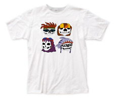 Rocket Power Skulls T Shirt New 100% cotton Graphic Tees Mens Womens S-3XL