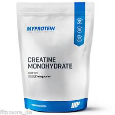 MyProtein Creapure Creatin Monohydrat 2000g 2kg Pulver Kreatin Creatine Crea