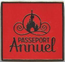 Disneyland Paris - Passeport Annuel Pin (Annual Passholder)