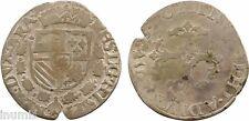 Belgique, Brabant, Philippe II, 1/20e écu, Philippe 1583, Anvers - 4