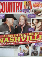 KEITH URBAN  KENNY CHESNEY 5/06 Country Weekly