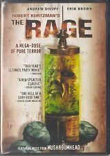 The Rage (DVD, 2008)  mad scientist ex;perimentation,  rage virus