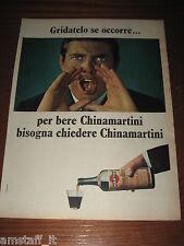 *123=CHINA MARTINI AMARO=ANNI '60=PUBBLICITA'=ADVERTISING=WERBUNG=PUBLICITE=
