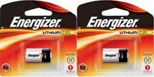 2 (2x1) Energizer CR2 EL1CR2BP 3V Lithium Photo Batteries