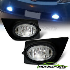 For 2006 2007 2008 Honda Civic 4Door Sedan Driving Bumper Fog Lights Pair