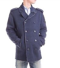 Pea coat Diesel wool
