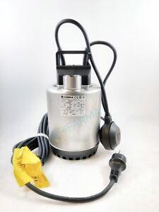 Pompa Sommersa acque sporche Lowara DOC 7/A con interruttore a galleggiante