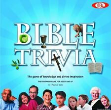 Bible Trivia Game for Children of 7 Years & Older Bestselling Indoor Board Game