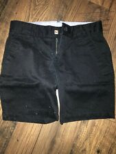 Gap Kids Girls Uniform Shorts Navy Blue Size 8