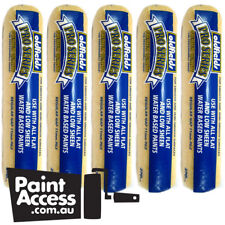 Paint Roller Pack of 5 Oldfields ProSeries Polyester Water based Smooth Rollers