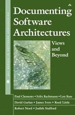 Documenting Software Architectures: Views and Beyond (The SEI Series in Software