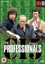 The Professionals MKII DVD 5027626418847 Martin Shaw Lewis Collins Gordo.