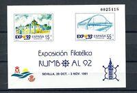 1991.ESPAÑA.PRUEBA OFICIAL Nº 23.NUEVO.SIN FIJASELLOS(MNH).CAT 27€