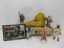 "Vintage Star Wars ROTJ 1983 Jabba's Throne Room ""Complete""  *Very Nice*  Kenner^"