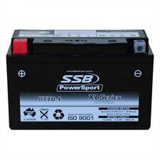 SSB 12V 150CCA 6Ah RT7B-4 High Peformance Motorcycle Battery YT7B-4 YT7B-4-BS