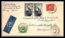 GP GOLDPATH: FRANCE COVER 1948 AIR MAIL _CV685_P06