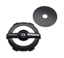 Harley Davidson Screamin' Eagle Round Air Cleaner Cover - Ratchet - 61300845