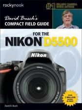 The David Busch Camera Guide Ser.: David Busch's Compact Field Guide for the.