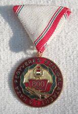 Ordine Medaglia Ungheria POPOLARE dienstauszeichung Luftwaffe 800 flugstunden