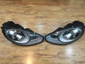 PORSCHE PANAMERA 970 HEADLIGHT Full LED Left Right OEM 2014 2015 2016 year