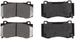 Disc Brake Pad Set-SRT8 Front Bendix D1149