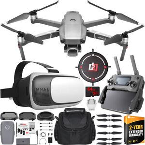 DJI Mavic 2 Pro Drone with Hasselblad Camera Kit + FPV Pilot VR Headset Bundle