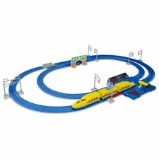 NEW Plarail Dash with lever! Super Speed Doctor Yellow Set First Press Limited