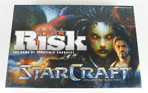 RISK: StarCraft Collector's Edition COMPLETE