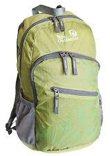 Green School Bag Green Backpack Rucksack 25L New Outlander Waterproof Kit Bag
