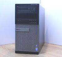 Dell Optiplex 7020 Win 10 Tower PC Intel Core i7 4th Gen 3.4 8GB 128GB SSD WiFi