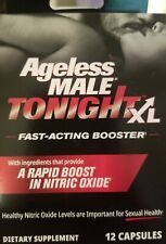 Ageless Male Tonight XL Nitric Oxide Sexual Health