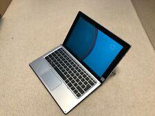 HP Elite x2 1012 G1 256GB, Wi-Fi + 4G (Unlocked), 12in - Silver