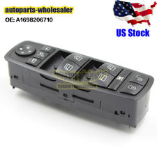 Fit MERCEDES-Benz B CLASS W245 Front Electric Power Window Switch A 1698206710